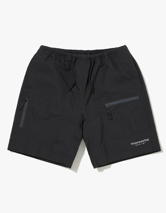thisisneverthat PCU Short - Black | HEIGHTS. | International Store