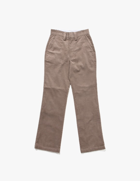 Stussy Corduroy Wide Pant - Taupe | HEIGHTS. | International Store