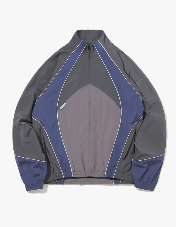 yeseyesee Athletic Jacket - Navy | HEIGHTS. | International Store