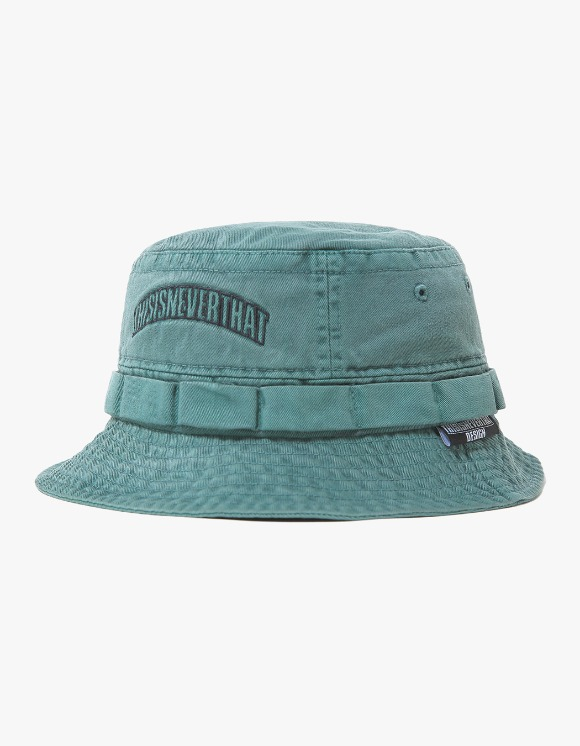thisisneverthat Overdyed Jungle Bucket Hat - Green | HEIGHTS. | International Store