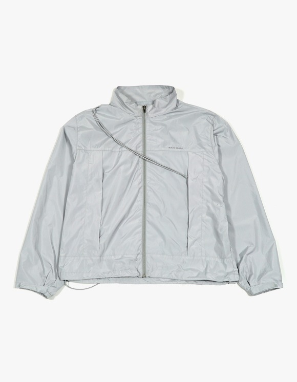 San San String Jacket - Grey | HEIGHTS. | International Store