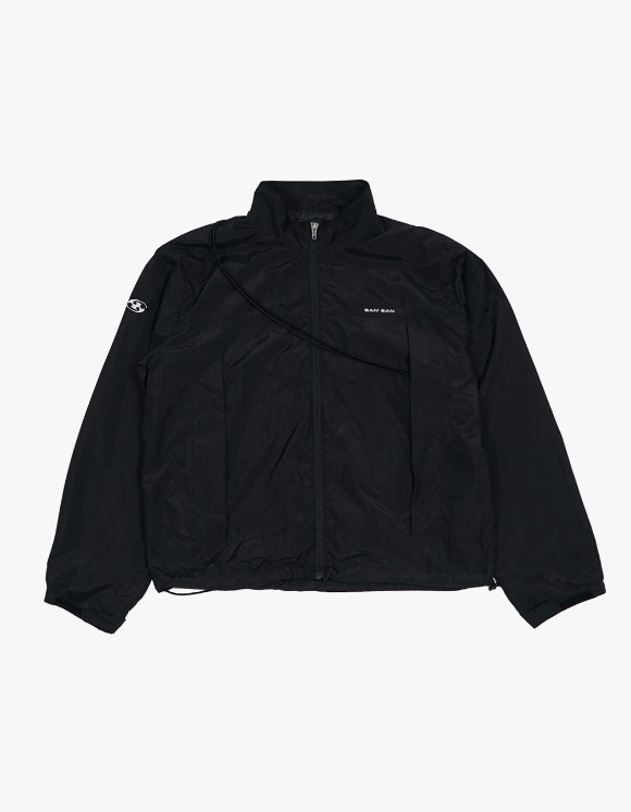 San San String Jacket - Black | HEIGHTS. | International Store