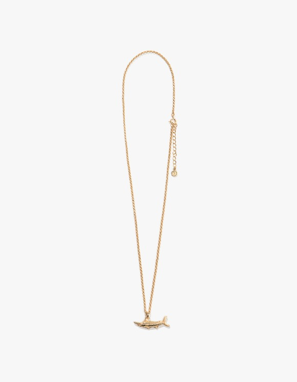 MARLIN Gold & Stone Marlin Pendant Necklace | HEIGHTS. | International Store