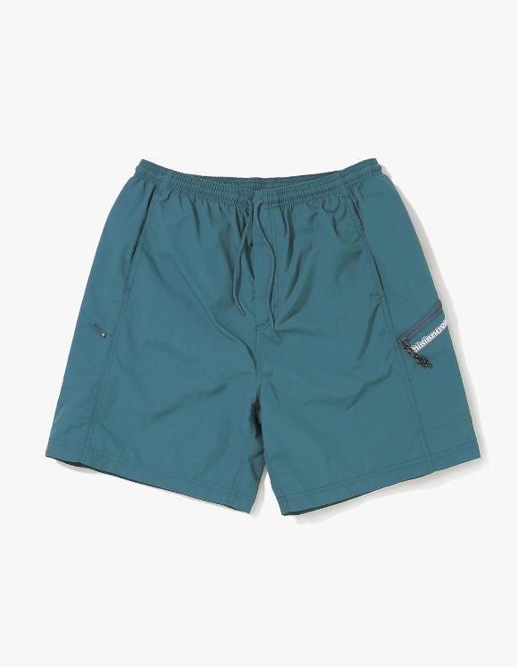 thisisneverthat Zip Jogging Short - Forest | HEIGHTS. | International Store