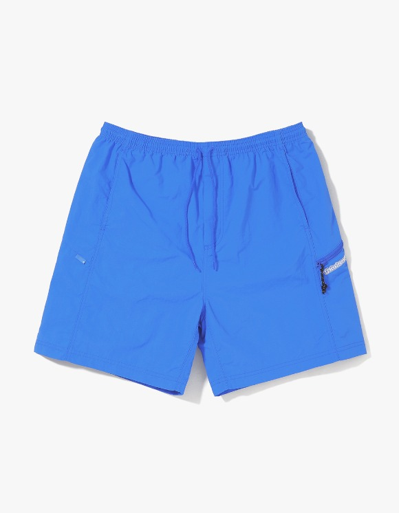 thisisneverthat Zip Jogging Short - Blue | HEIGHTS. | International Store