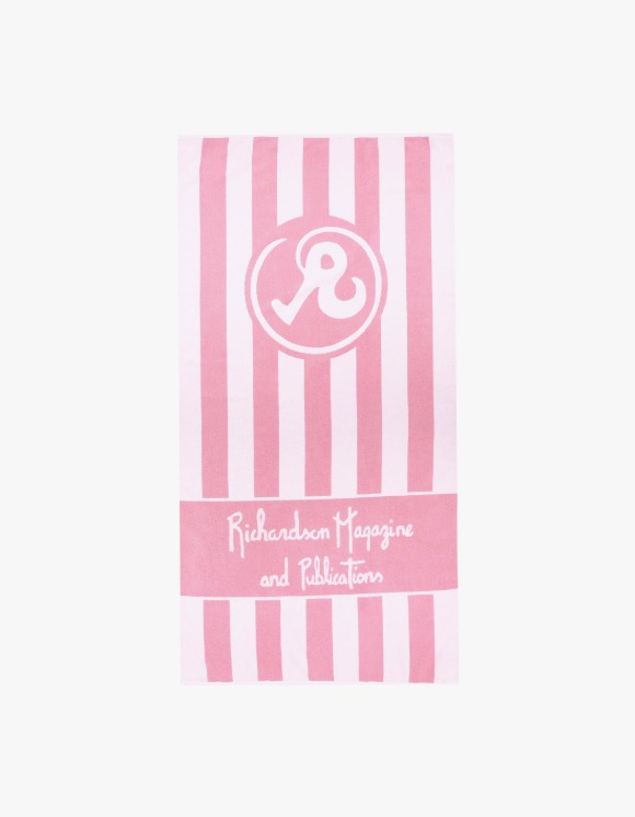 Richardson Richardson Magazine Towel - Pink | HEIGHTS. | International Store