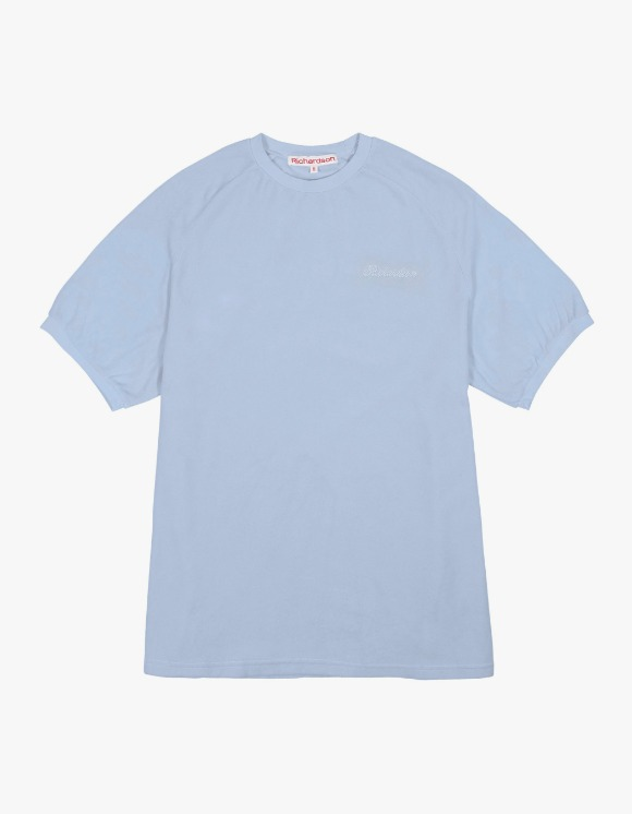Richardson Velour Tee - Blue | HEIGHTS. | International Store