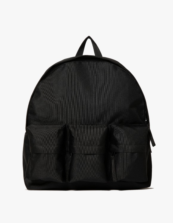 LORES 3-Pocket Backpack - Black | HEIGHTS. | International Store