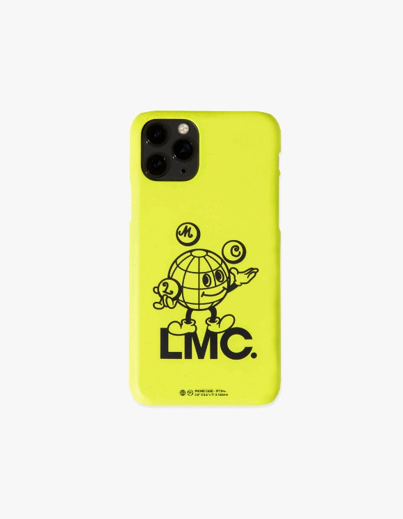 LMC LMC EARTH MAN IPHONE 11 PRO HARD CASE lime | HEIGHTS. | International Store