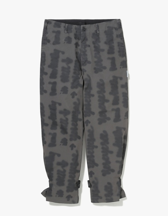 yeseyesee Doodled Strap Pants - Black | HEIGHTS. | International Store