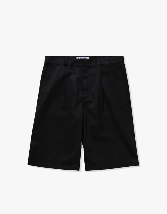 LORES Multi Pocket Work Shorts - Black | HEIGHTS. | International Store