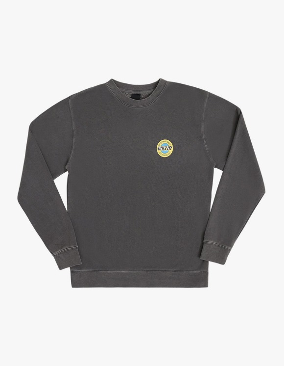 Only NY International Clothing Co. Crewneck - Charcoal | HEIGHTS. | International Store