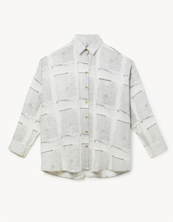 s/e/o Page Shirt | HEIGHTS. | International Store