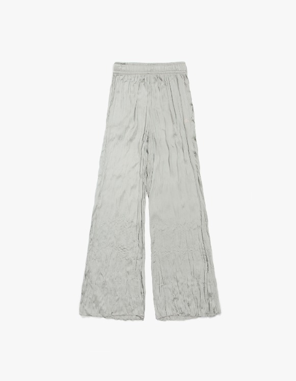 KIJUN Satin Wrinkle Pants - Mint | HEIGHTS. | International Store