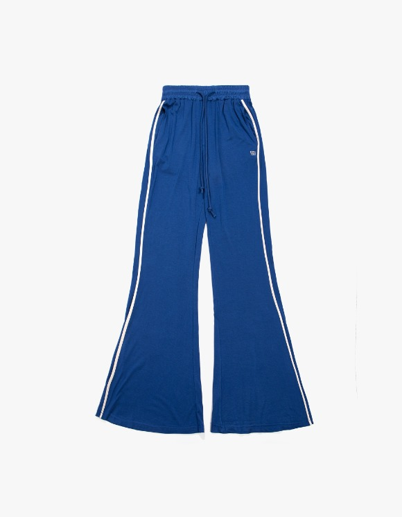 KIJUN Flared Lounge Pants - Blue | HEIGHTS. | International Store