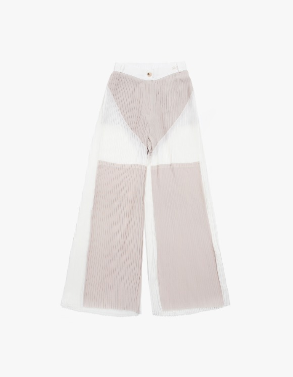 KIJUN Pleats Pants - Beige | HEIGHTS. | International Store