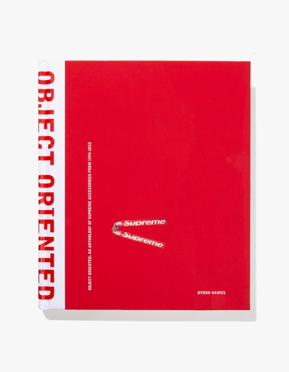 Power House Object Oriented : An Anthology of Supreme Accesorries from 1994-2018 | HEIGHTS. | International Store