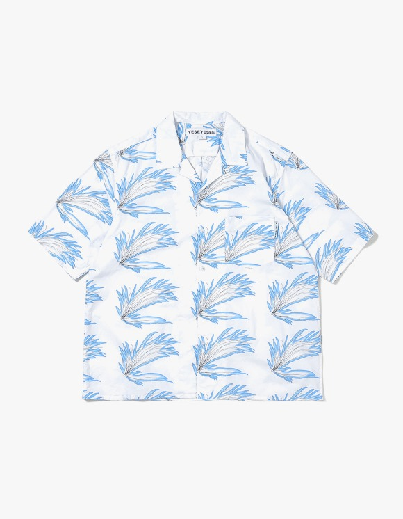 yeseyesee Juwonman Aloha Shirts - Water | HEIGHTS. | International Store