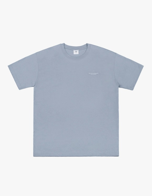 CLIF CLIF Design Studio S/S Tee - Ash Purple | HEIGHTS. | International Store