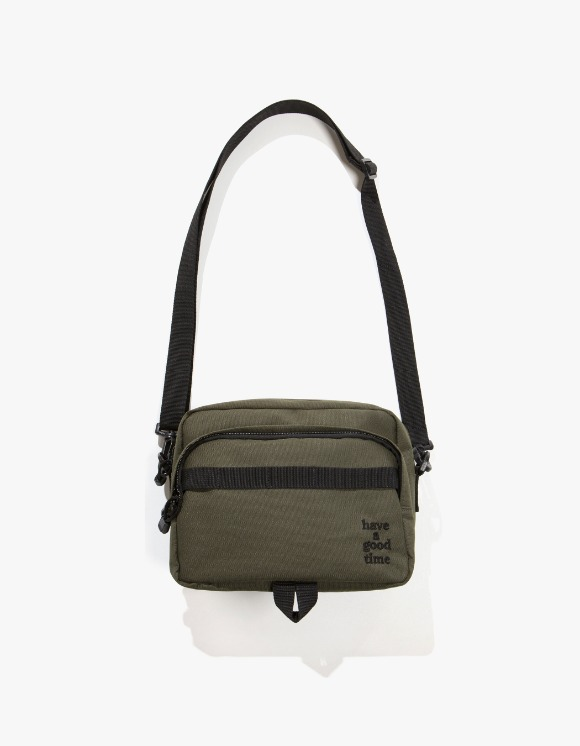 have a good time Tactical Shoulder Bag - Miltary Green | HEIGHTS. | International Store
