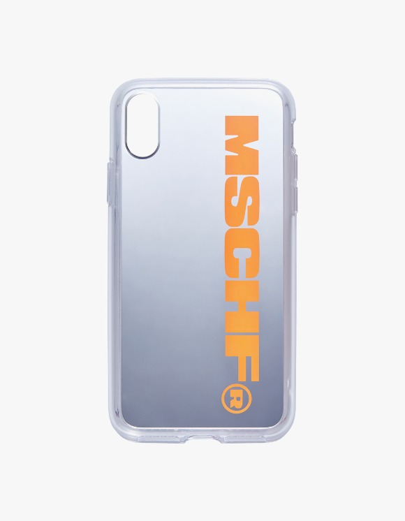 MISCHIEF MSCHF iPhone Mirror Case - Neon Orange | HEIGHTS. | International Store
