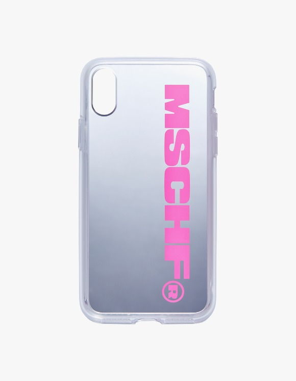 MISCHIEF MSCHF iPhone Mirror Case - Neon Pink | HEIGHTS. | International Store