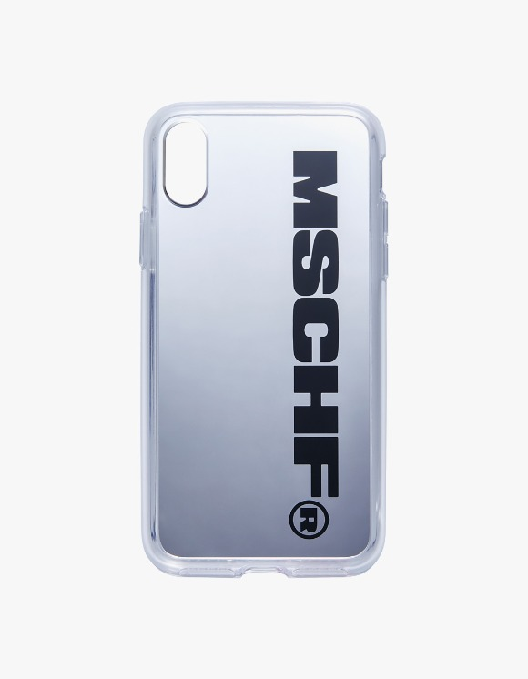 MISCHIEF MSCHF iPhone Mirror Case - Black | HEIGHTS. | International Store