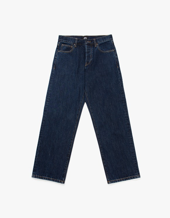Stussy Big OL' Jeans - Indigo | HEIGHTS. | International Store