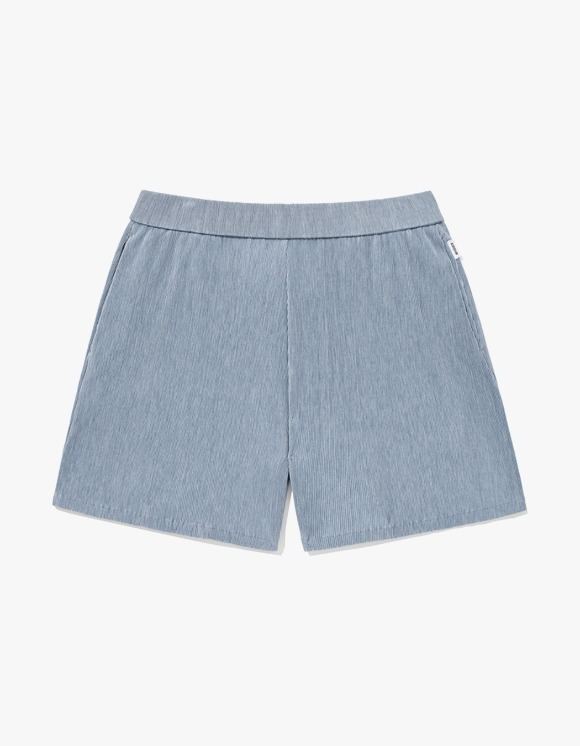 KIRSH KIRSH WRINKLE SHORT PANTS JH - Light Blue | HEIGHTS. | International Store
