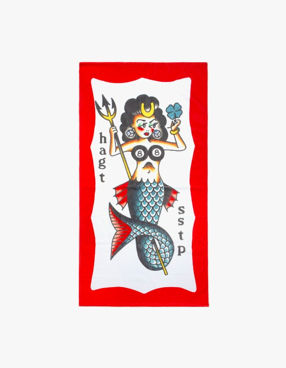 have a good time Mermaid Pin-up Towel | HEIGHTS. | International Store