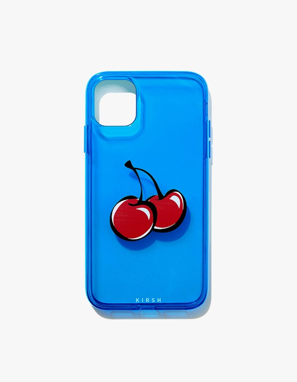 KIRSH COLOR CLEAR IPHONE CASE JH - Blue | HEIGHTS. | International Store