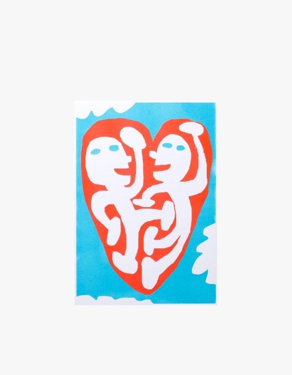 Balansa X More Love By Kentaro Kentaro Poster A3 Ver2 | HEIGHTS. | International Store