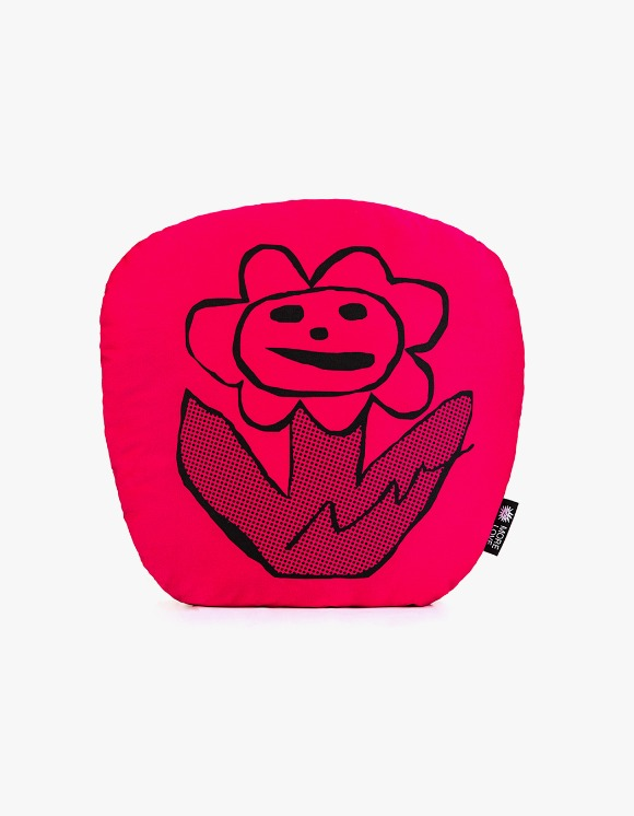 Balansa X More Love By Kentaro Flower Cushion - Red | HEIGHTS. | International Store
