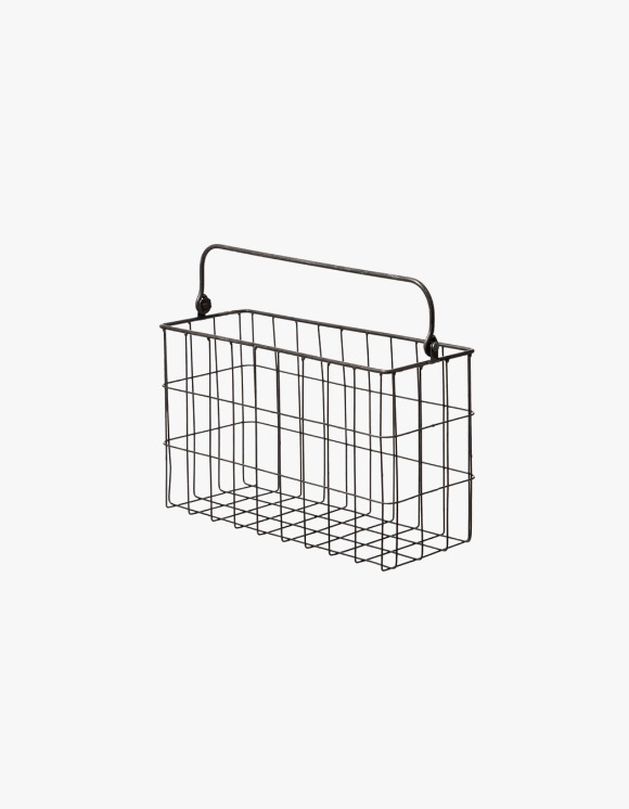 PUEBCO INC. Magazine Wire Basket | HEIGHTS. | International Store