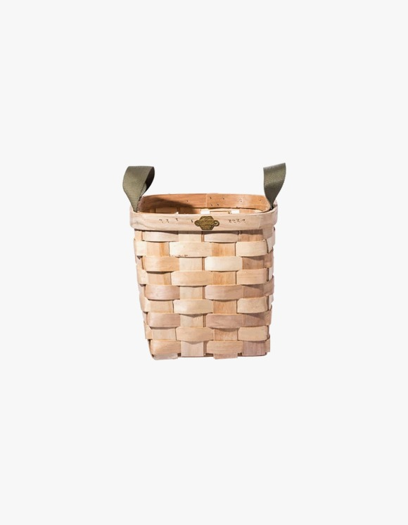 PUEBCO INC. Wooden Square Basket - Natural | HEIGHTS. | International Store