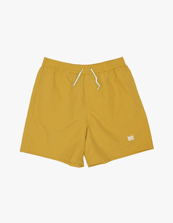 BROWNBREATH Tag Short Pants - Yellow | HEIGHTS. | International Store