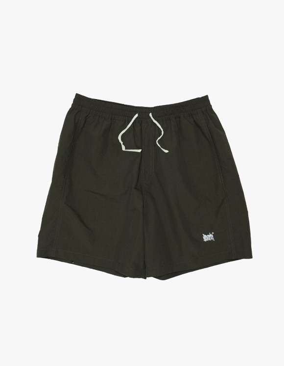 BROWNBREATH Tag Short Pants - Khaki | HEIGHTS. | International Store