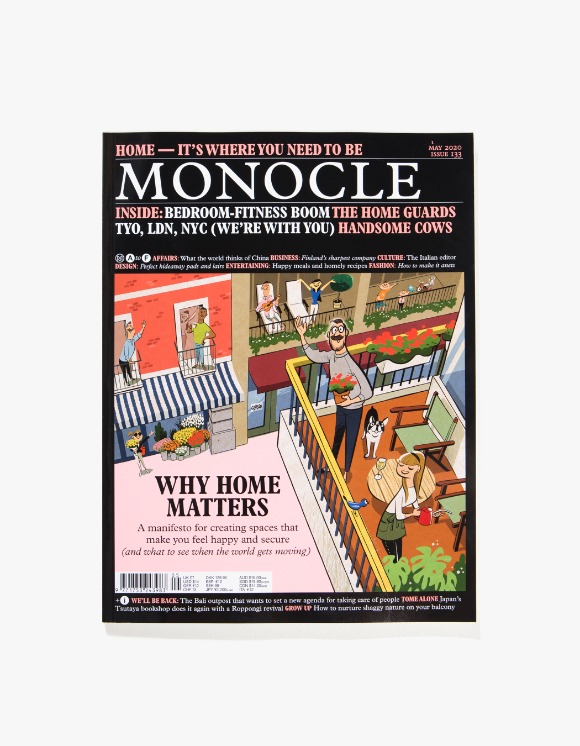 Monocle Monocle Magazine - Issue 133 | HEIGHTS. | International Store