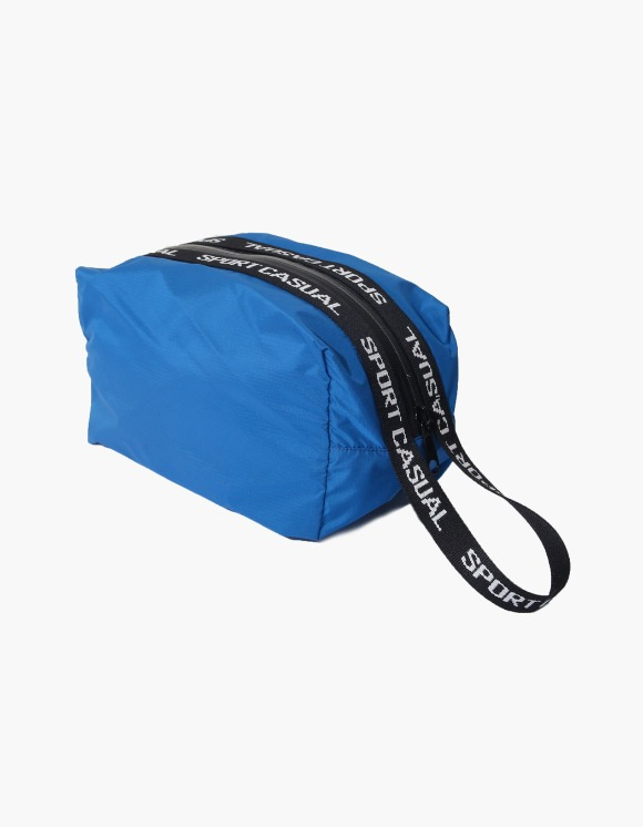 Heritage Floss Sports Pouch - Blue | HEIGHTS. | International Store