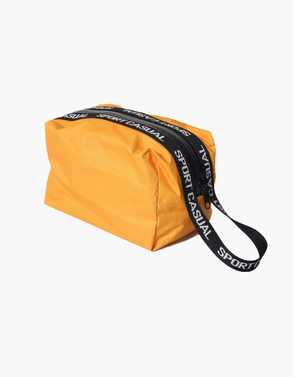 Heritage Floss Sports Pouch - Yellow | HEIGHTS. | International Store