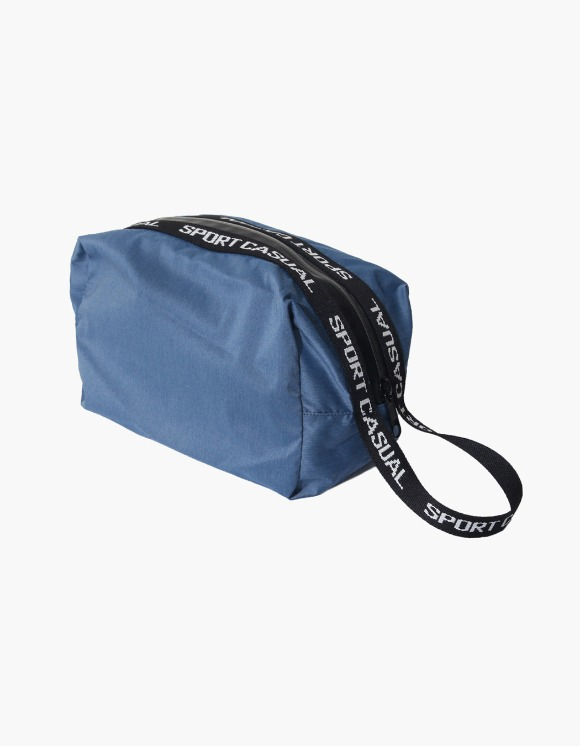 Heritage Floss Sports Pouch - Indigo | HEIGHTS. | International Store