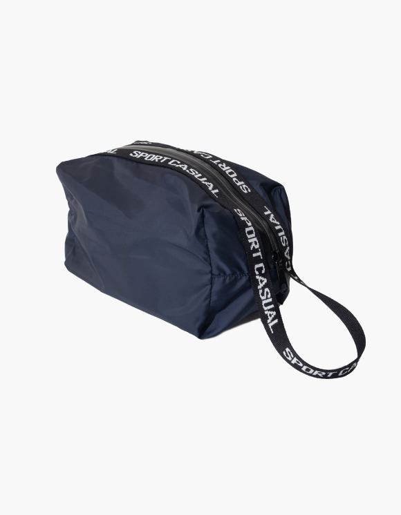 Heritage Floss Sports Pouch - Navy | HEIGHTS. | International Store