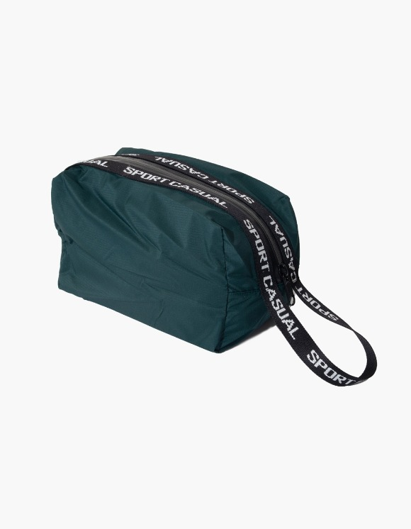 Heritage Floss Sports Pouch - Green | HEIGHTS. | International Store