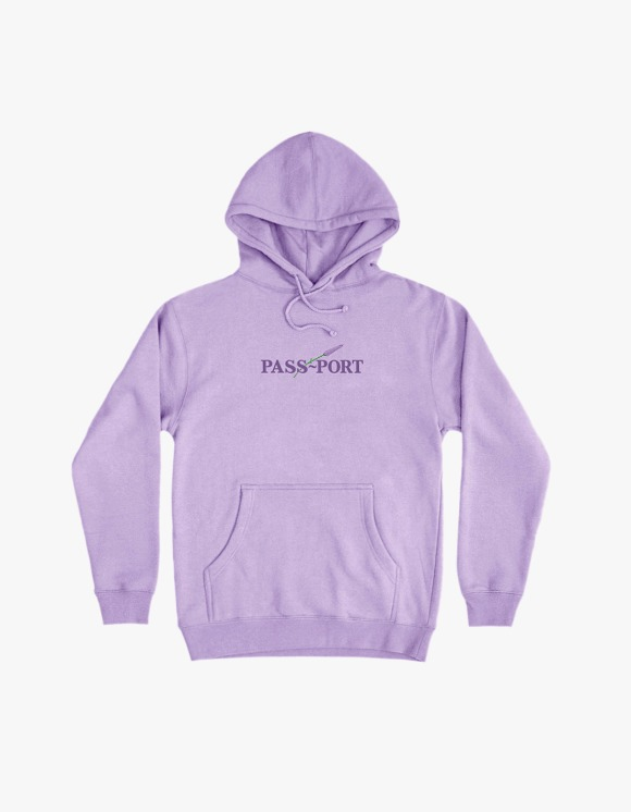 Pass Port Pass Port Lavender Hoodie - Lavender | HEIGHTS. | International Store