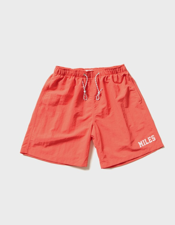sounds good! Miles Relaxed Floppy Short - Coral | HEIGHTS. | International Store