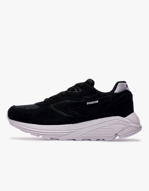 HI-TEC Plain Shadow RGS - Black/White | HEIGHTS. | International Store
