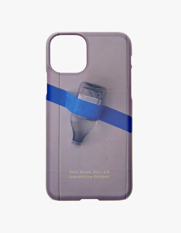 Enzo Blues Quarantine Digital Print Phone Case - Taped Bottle | HEIGHTS. | International Store
