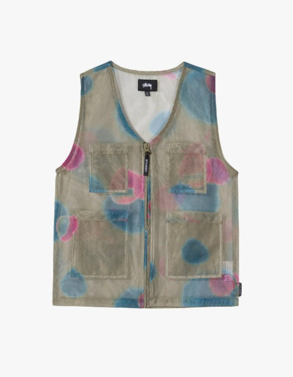 Stussy Mesh Layer Vest | HEIGHTS. | International Store