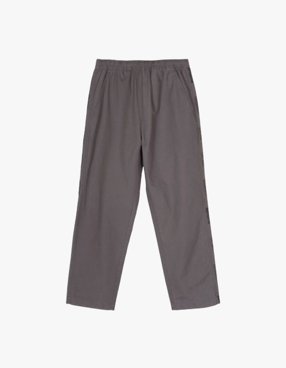 Stussy Panel Easy Pant - Charcoal | HEIGHTS. | International Store