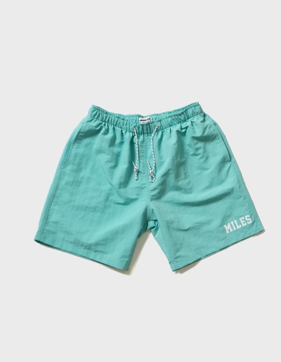 sounds good! Miles Relaxed Floppy Short - Celadon | HEIGHTS. | International Store